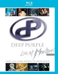 Cover Deep Purple - Live At Montreux 2006 [DVD]